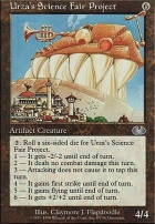 Unglued: Urza's Science Fair Project