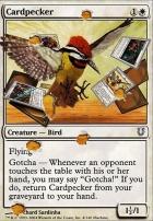 Unhinged Foil: Cardpecker