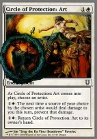 Unhinged Foil: Circle of Protection: Art