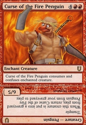 Unhinged: Curse of the Fire Penguin