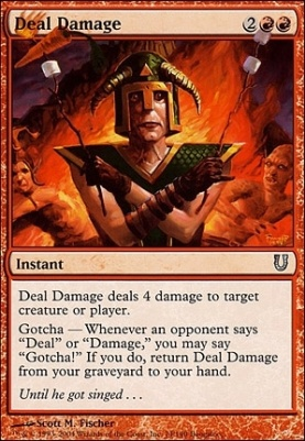 Unhinged: Deal Damage