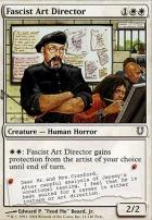 Unhinged Foil: Fascist Art Director