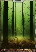 Unhinged Foil: Forest