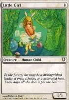 Unhinged Foil: Little Girl
