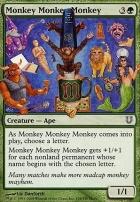 Unhinged: Monkey Monkey Monkey