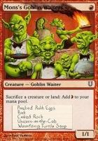 Unhinged Foil: Mons's Goblin Waiters