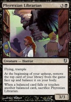 Unhinged Foil: Phyrexian Librarian