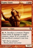 Unhinged Foil: Pygmy Giant