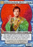 Unhinged: Richard Garfield, Ph.D.
