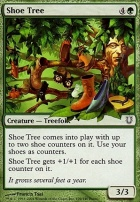 Unhinged Foil: Shoe Tree