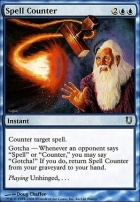 Unhinged: Spell Counter
