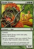 Unhinged: Uktabi Kong
