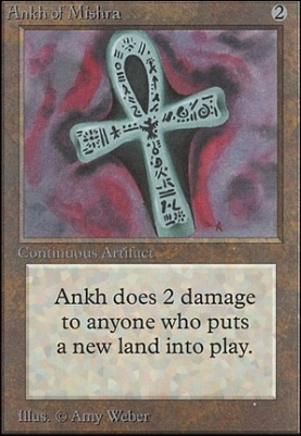 Unlimited: Ankh of Mishra