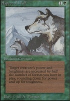 Unlimited: Aspect of Wolf