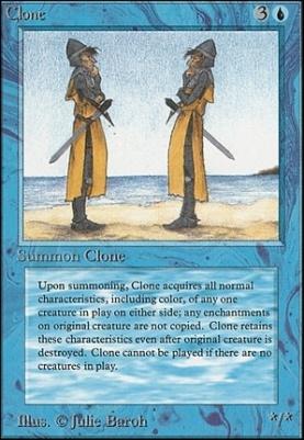 Unlimited: Clone