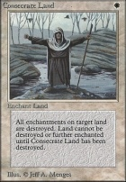 Unlimited: Consecrate Land