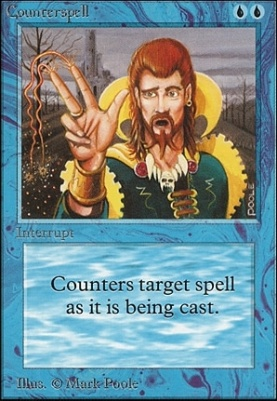 Unlimited: Counterspell