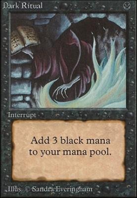 Unlimited: Dark Ritual