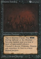 Unlimited: Demonic Hordes