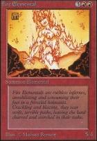 Unlimited: Fire Elemental