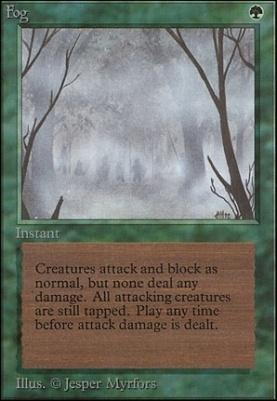 Unlimited: Fog