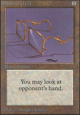 Unlimited: Glasses of Urza