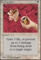 Unlimited: Healing Salve
