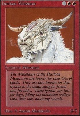 Unlimited: Hurloon Minotaur
