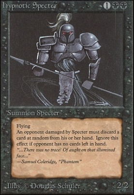 Unlimited: Hypnotic Specter