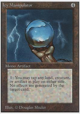 Unlimited: Icy Manipulator