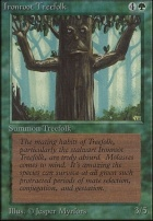 Unlimited: Ironroot Treefolk