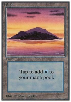Unlimited: Island (B)