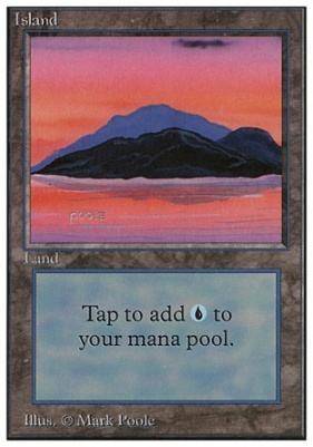 Unlimited: Island (C)