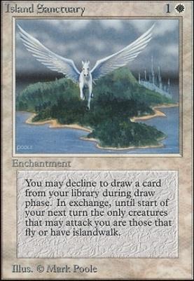 Unlimited: Island Sanctuary