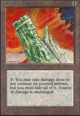 Unlimited: Jade Monolith