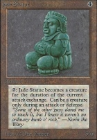 Unlimited: Jade Statue