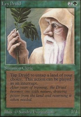 Unlimited: Ley Druid
