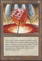 Unlimited: Mana Vault