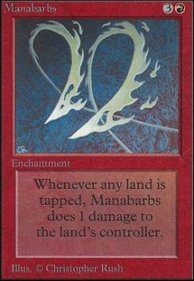 Unlimited: Manabarbs