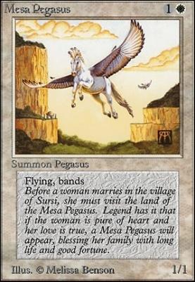 Unlimited: Mesa Pegasus