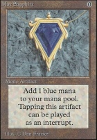 Unlimited: Mox Sapphire