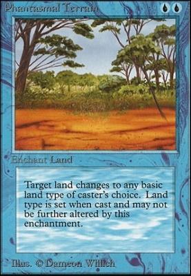 Unlimited: Phantasmal Terrain