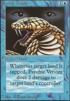 Unlimited: Psychic Venom