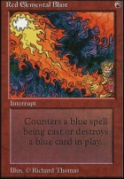 Unlimited: Red Elemental Blast