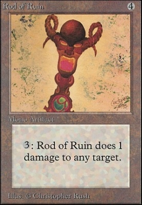 Unlimited: Rod of Ruin
