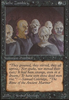 Unlimited: Scathe Zombies