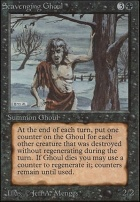 Unlimited: Scavenging Ghoul