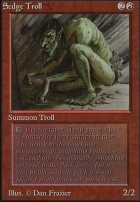 Unlimited: Sedge Troll