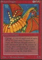 Unlimited: Shivan Dragon