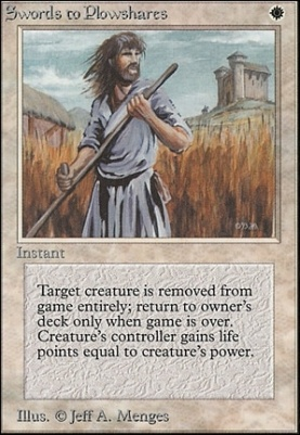 Unlimited: Swords to Plowshares